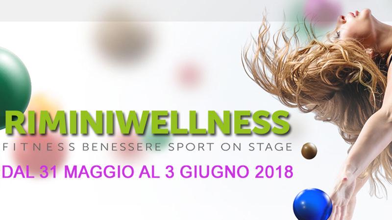 Offerta Rimini Wellness 2019 dal 30 maggio al 2 giugno